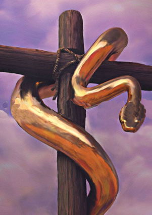 bronze-snake